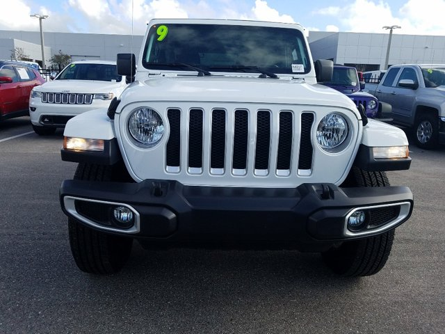 Used 2019 Jeep Wrangler Unlimited in Lakeland, FL