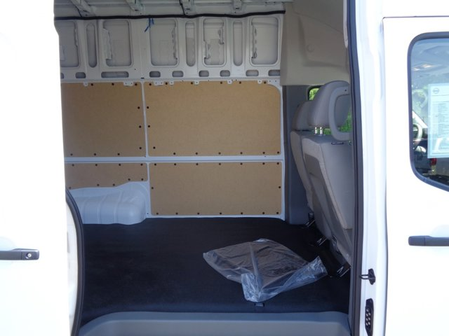 New 2018 Nissan NV Cargo NV2500 HD High Roof V6 SV