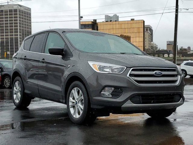 Used 2017 Ford Escape in Chattanooga, TN