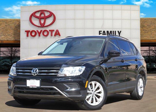Used 2018 Volkswagen Tiguan in Burleson, TX