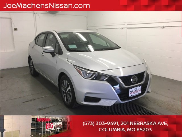 New 2020 Nissan Versa in Columbia, MO
