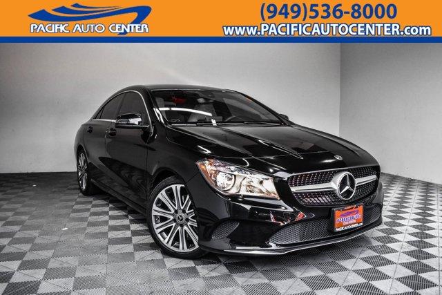 Used 2018 Mercedes-Benz CLA in Costa Mesa, CA