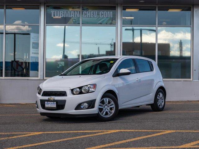 2013 Chevrolet Sonic LS 5dr HB LS Man Gas I4 1.8L/110 [1]