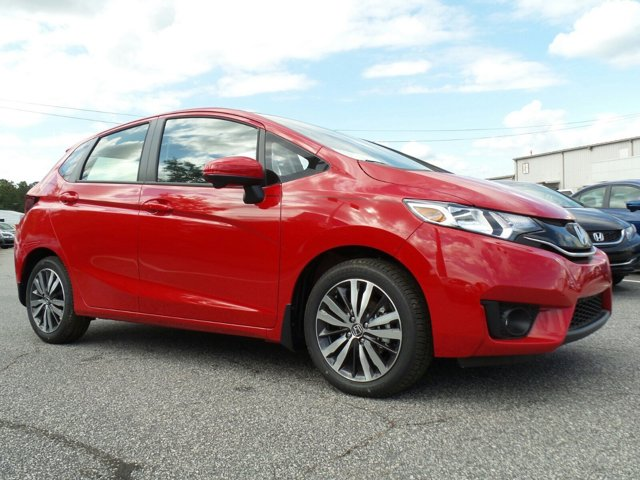 2016 Honda Fit GK5H7GJW EX Variable Red Black Front Wheel Drive Power Steering ABS Front Dis