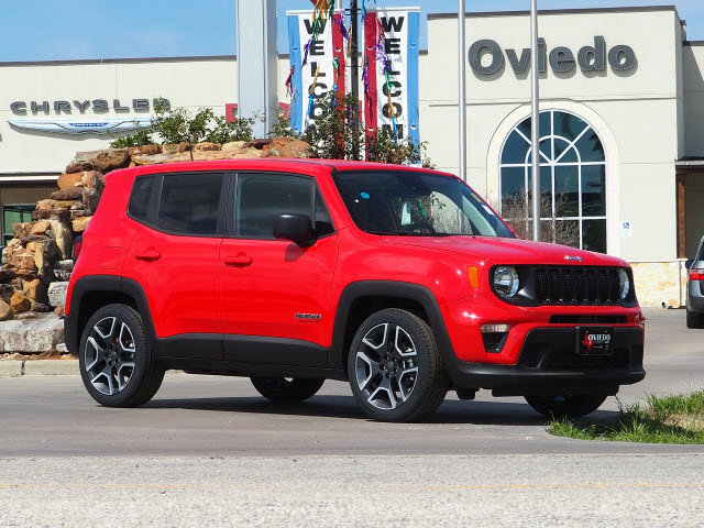 New 2021 JEEP Renegade Jeepster