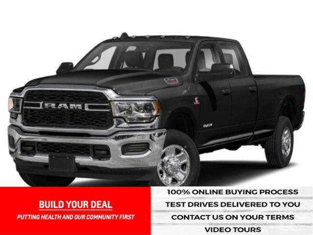 2020 Ram 2500 | BIG HORN NIGHT EDITION 4x4 | DIESEL | Big Horn 4x4 Crew Cab 6'4″ Box Intercooled Turbo Diesel I-6 6.7 L/408 [0]