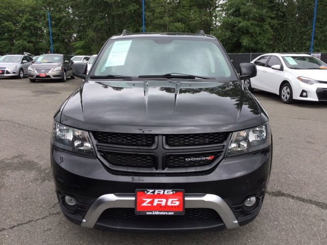 Used 2015 Dodge Journey FWD 4dr Crossroad