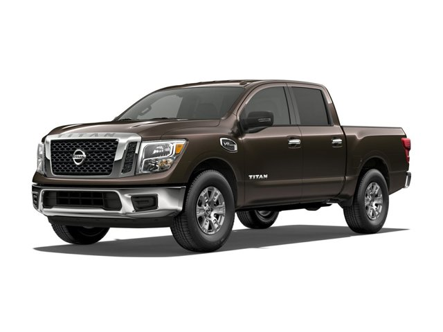 2017 Nissan Titan SV 4x2 Crew Cab SV Regular Unleaded V-8 5.6 L/339 [1]