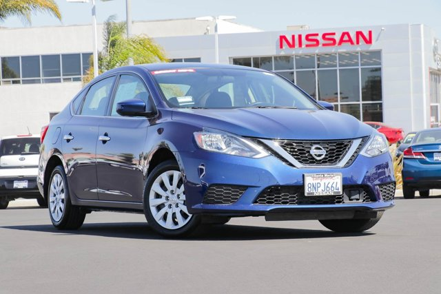 2019 Nissan Sentra S S CVT Regular Unleaded I-4 1.8 L/110 [11]