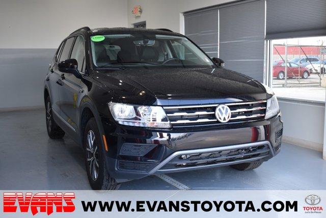 2020 Volkswagen Tiguan SE Turbocharged All Wheel Drive Power Steering ABS 4-Wheel Disc Brakes