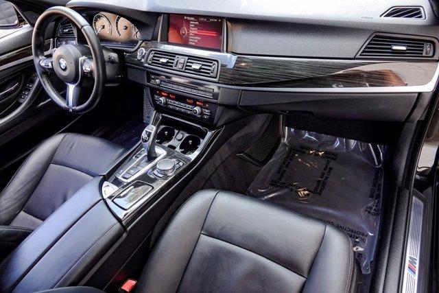 2016 BMW 5 Series 4dr Sdn 535i RWD