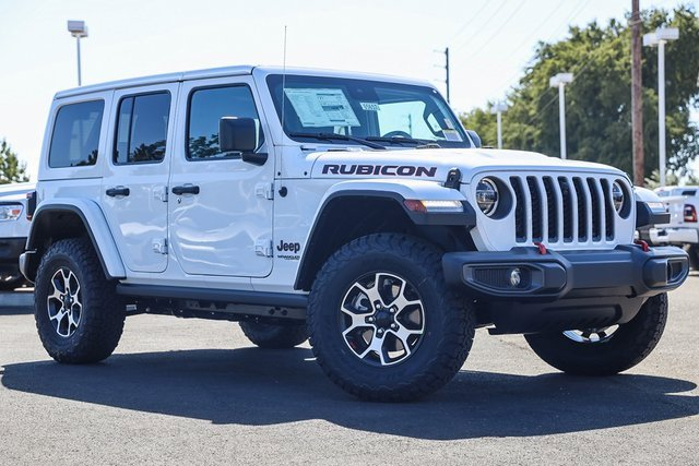 2021 Jeep Wrangler Rubicon Unlimited Rubicon Gas/Electric V-6 3.6 L/220 [10]