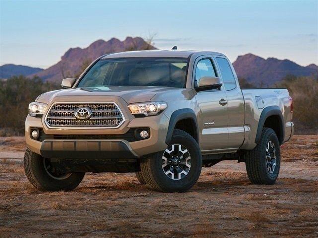 Used 2017 Toyota Tacoma in Oklahoma City, OK