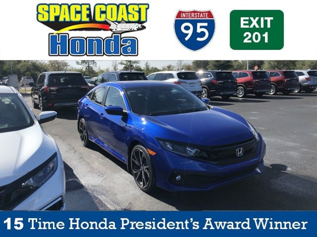 New 2020 Honda Civic Sedan in Cocoa, FL