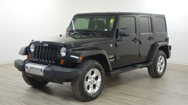 Used 2013 Jeep Wrangler Unlimited in St. Louis, MO