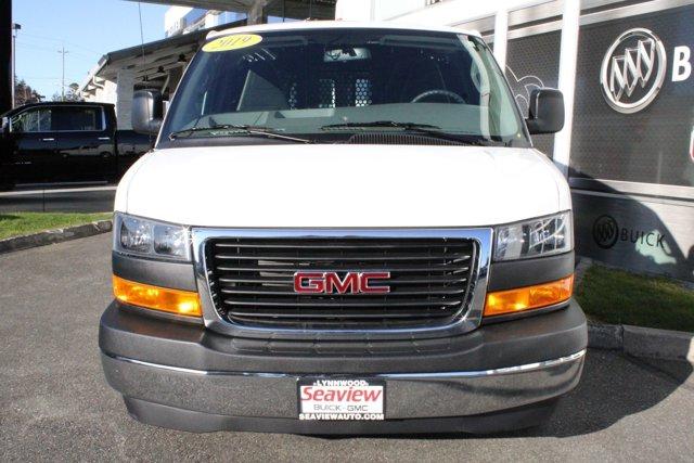 2019 GMC Savana Cargo Van RWD 2500 135