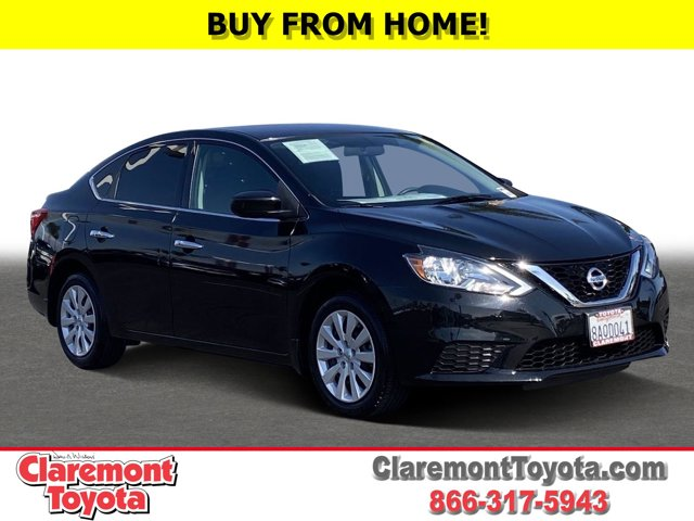 2017 Nissan Sentra SV SV CVT Regular Unleaded I-4 1.8 L/110 [16]