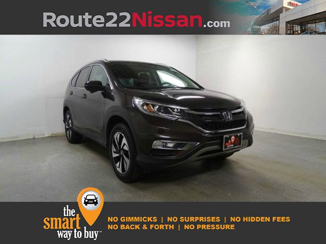 2016 Honda CR-V Touring AWD 5dr Touring Regular Unleaded I-4 2.4 L/144 [7]