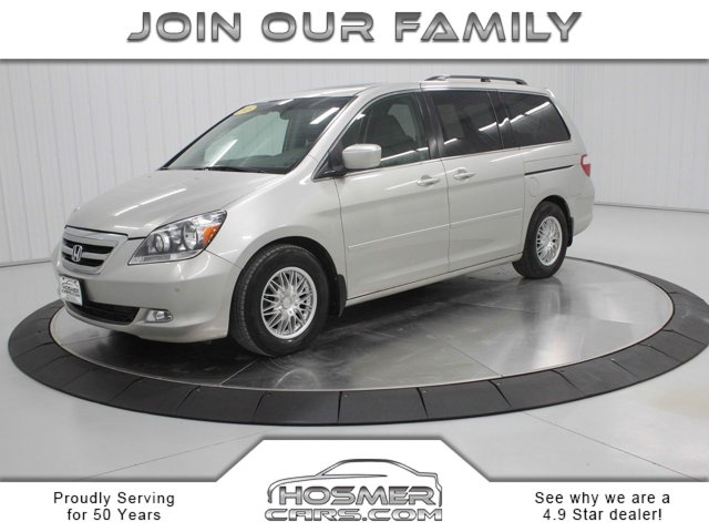 Used 2005 Honda Odyssey in Mason City, IA