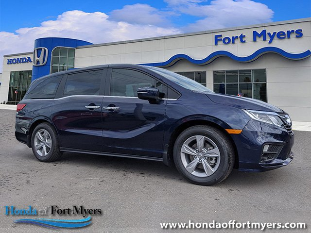 New 2020 Honda Odyssey in Fort Myers, FL
