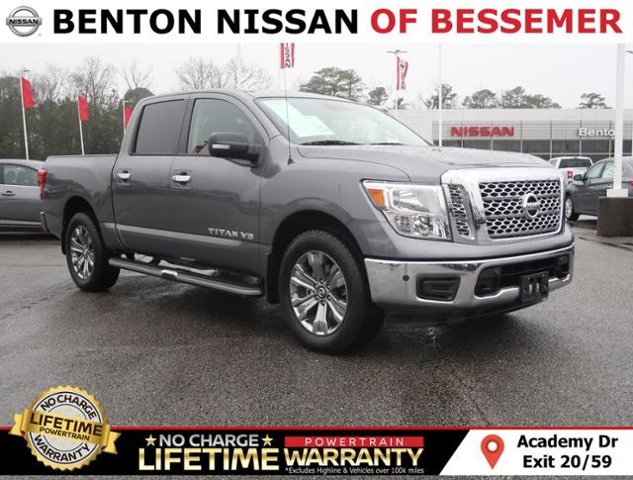 Used 2019 Nissan Titan in , AL