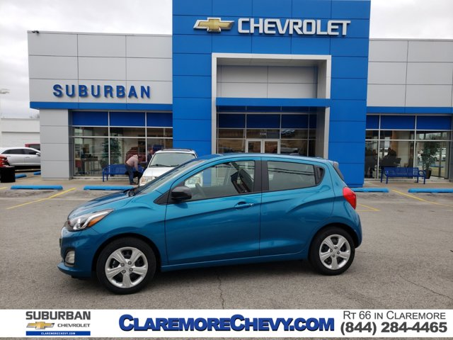 New 2020 Chevrolet Spark in Claremore, OK