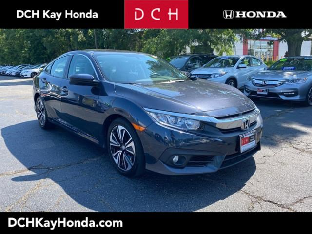2017 Honda Civic Sedan EX-T