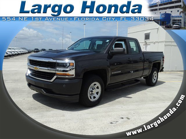 Used 2016 Chevrolet Silverado 1500 in Florida City, FL