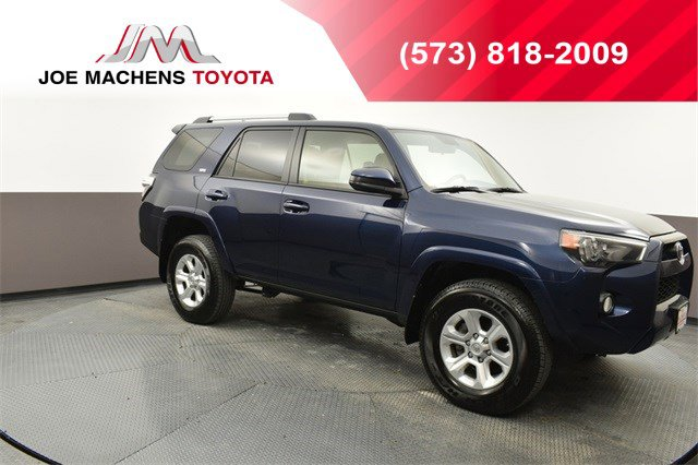 Used 2019 Toyota 4Runner in Columbia, MO