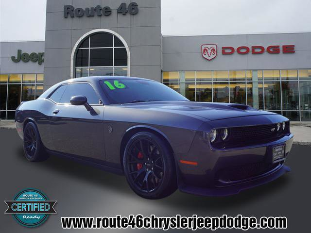 Used 2016 Dodge Challenger in Little Falls, NJ