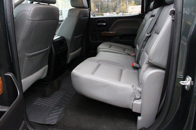 2017 Chevrolet Silverado 2500HD 4WD Crew Cab 153.7 LTZ