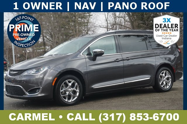 Used 2017 Chrysler Pacifica in Indianapolis, IN