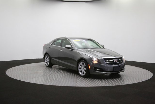 2016 Cadillac ATS for sale 123787 43