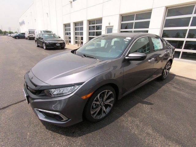 New 2019 Honda Civic Sedan in Elgin, IL