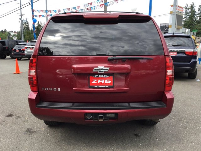 Used 2007 Chevrolet Tahoe 4WD 4dr 1500 LT