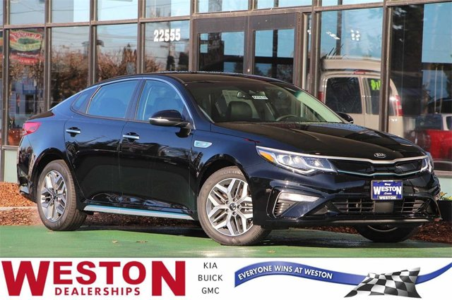 New 2020 KIA Optima Hybrid in Gresham, OR