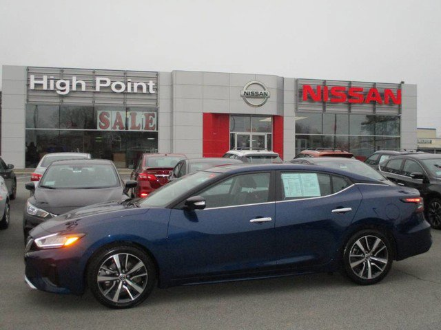 Used 2019 Nissan Maxima in High Point, NC