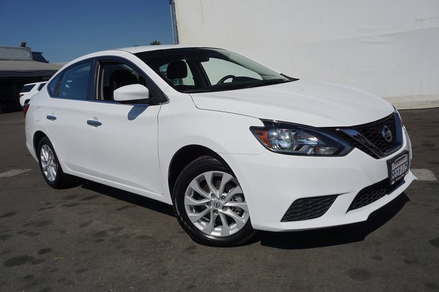 Used 2018 Nissan Sentra in San Diego, CA