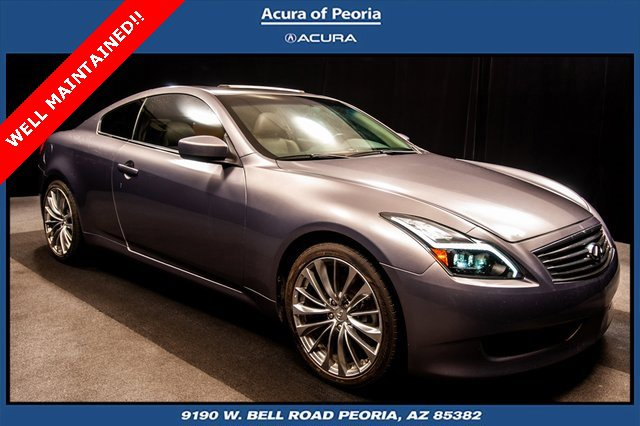 Used 2009 INFINITI G37 COUPE in , AZ