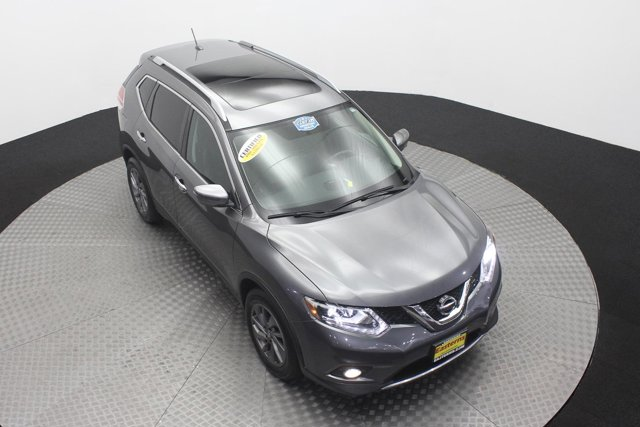 2016 Nissan Rogue for sale 121371 2