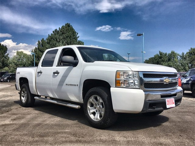 Used 2009 Chevrolet Silverado 1500 in Fort Collins, CO