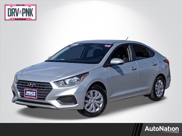 Used 2019 Hyundai Accent in Las Vegas, NV
