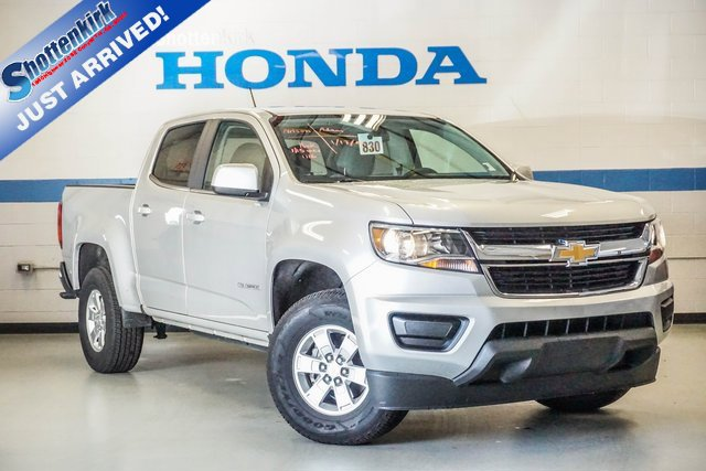 Used 2019 Chevrolet Colorado in Cartersville, GA