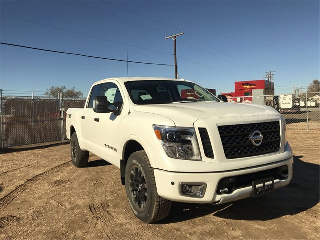 New 2019 Nissan Titan in Fort Collins, CO