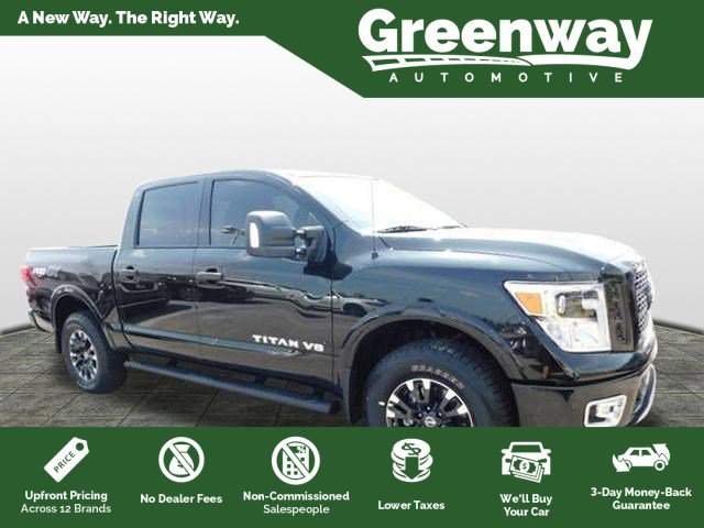 New 2019 Nissan Titan in Florence, AL