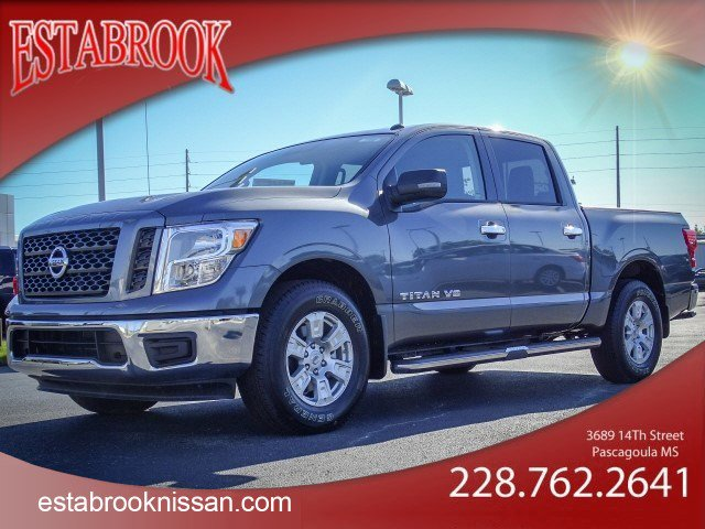 New 2019 Nissan Titan in Pascagoula, MS