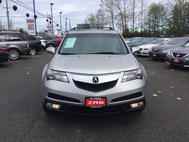 Used 2012 Acura MDX AWD 4dr Tech Pkg