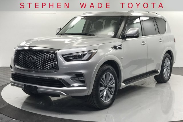Used 2019 INFINITI QX80 in St. George, UT