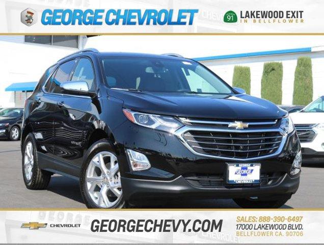 2020 Chevrolet Equinox Premier FWD 4dr Premier w/1LZ Turbocharged Gas I4 1.5L/92 [0]