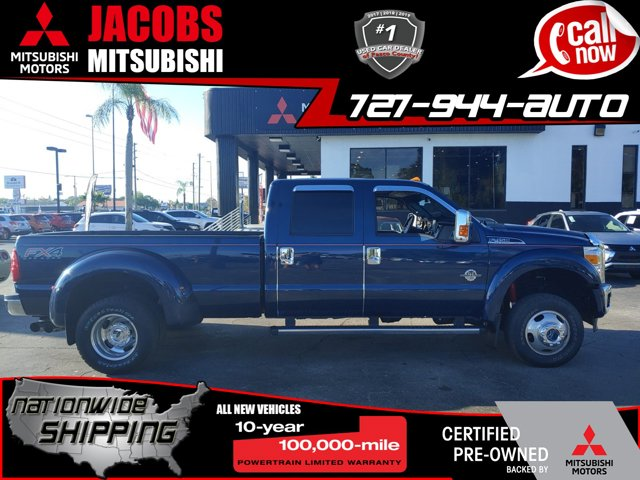 Used 2014 Ford Super Duty F-450 DRW in New Port Richey, FL